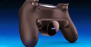 Sony patents Back Button Attachment for DualSense