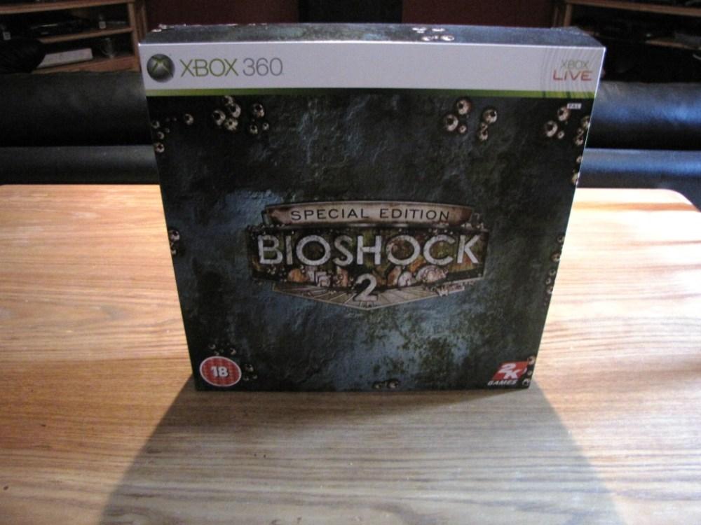 BioShock 2 - Collectors Edition (1/5)