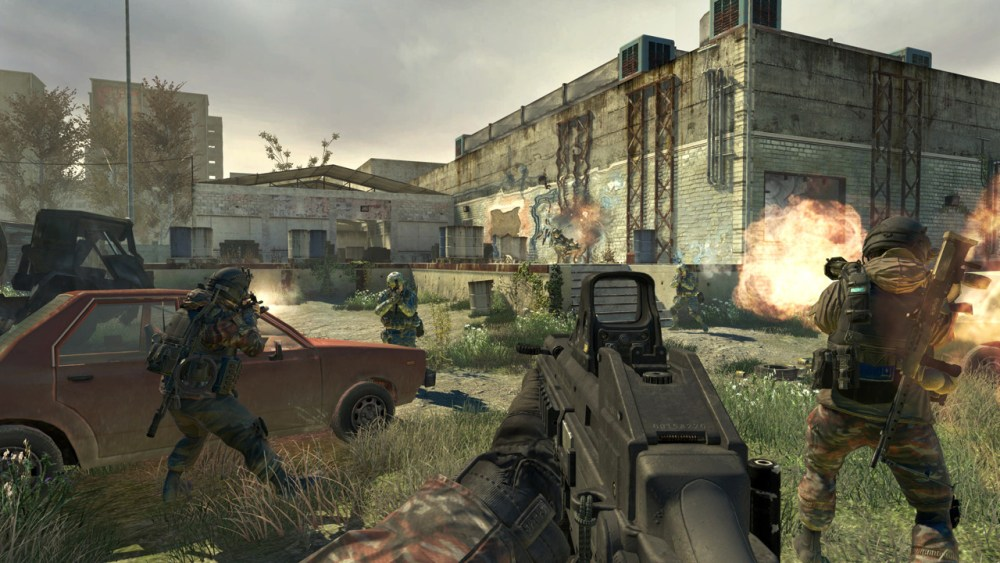 MW2: Resurgence Pack - Pictures (5/5)