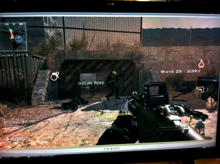 Modern Warfare 3 Spec Ops Image.