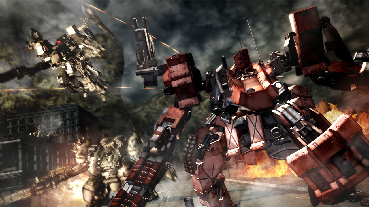 Armored Core V Gets A Release Date GamingShogun