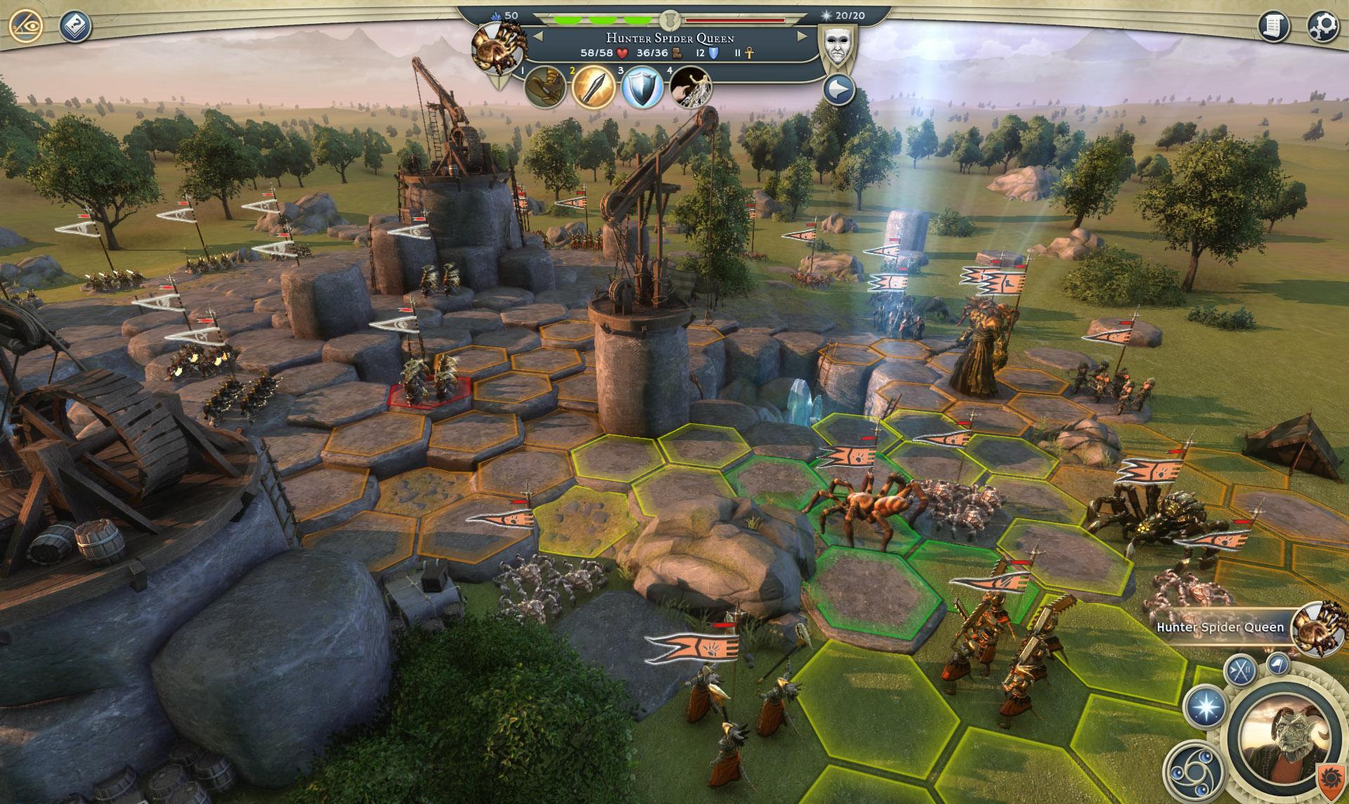 Age Of Wonders III Random Map Gameplay Video GamingShogun