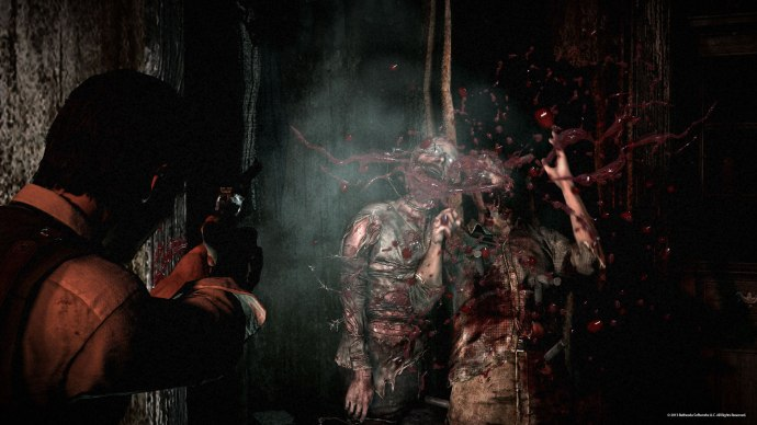 the evil within 1 monster