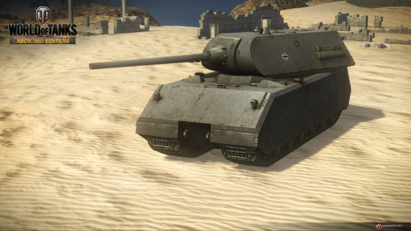 New German Heavy Tanks Coming To World Of Tanks Xbox 360 Edition GamingShogun