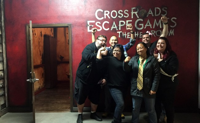 Cross Roads Escape Games The Hex Room Review Gamingshogun