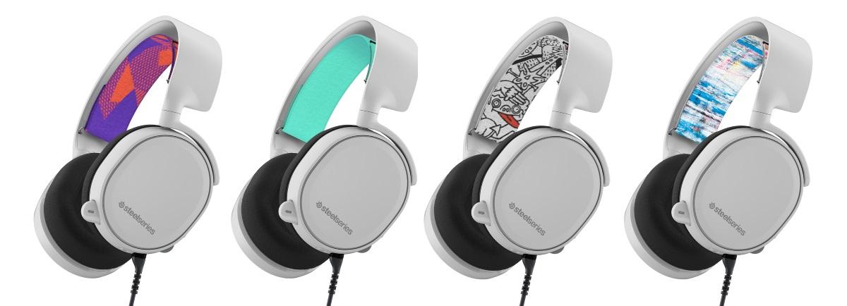 SteelSeries Arctis 3 71 Surround Gaming Headset GamingShogun