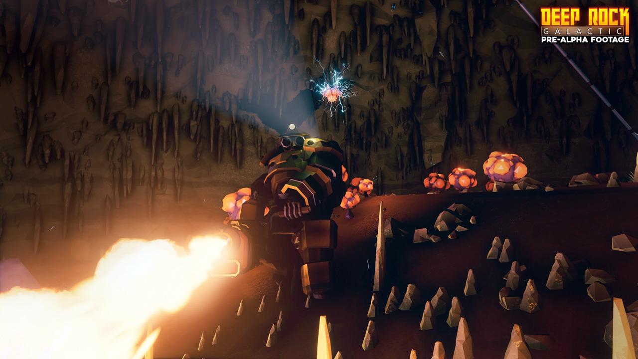 Deep Rock Galactic E3 Reveal Trailer GamingShogun