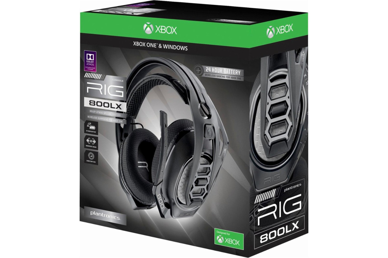 Plantronics RIG 800LX Wireless Xbox One Headset Review