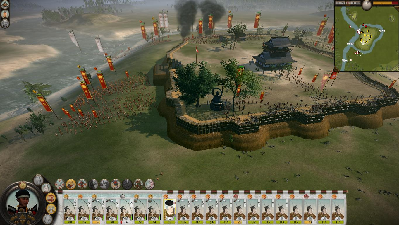 Shogun Total War Shogun 2 Total War Review Gaming Threshold