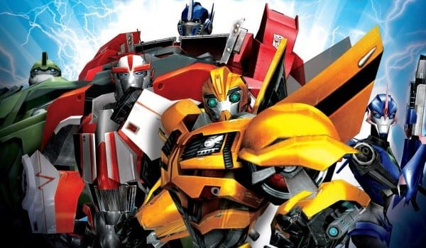 Transformers Prime GAMING TREND