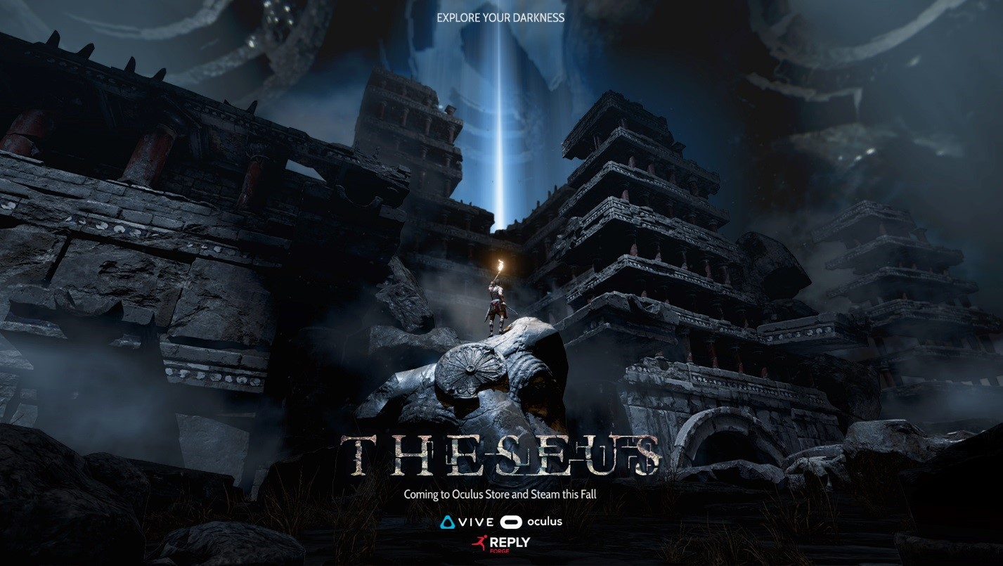Theseus Immortalizes Itself On The Vive And Oculus Rift This Fall GAMING TREND