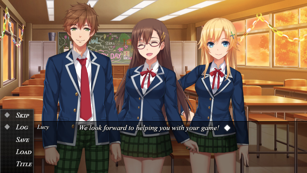 Choose Your Own Adventure With Visual Novel Maker Out Next