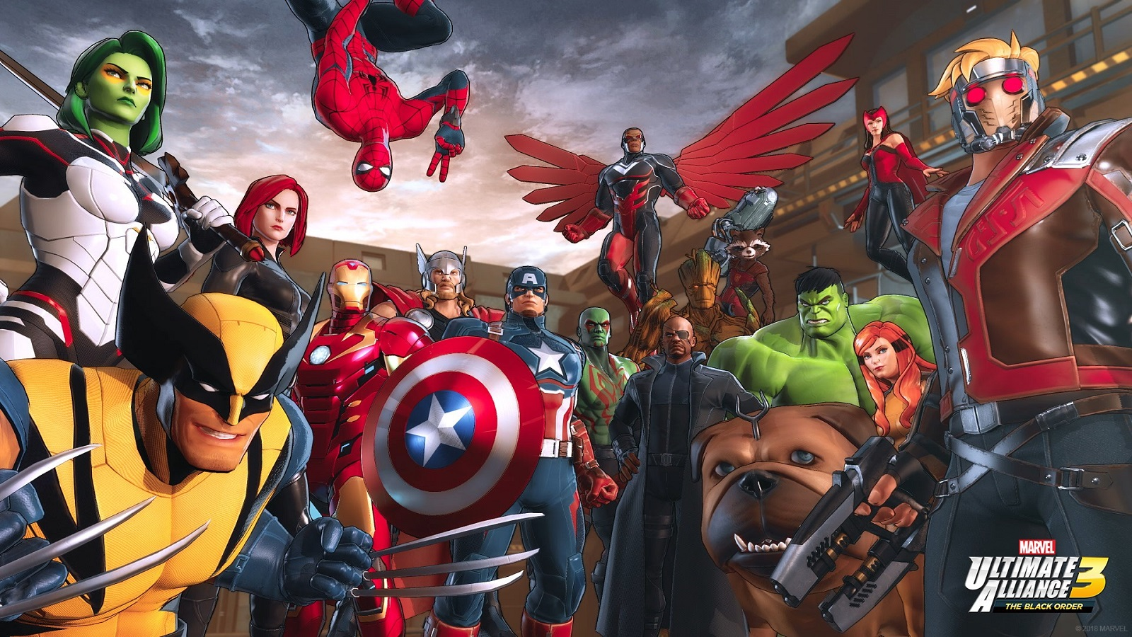Avengers (and everyone else). assemble! Marvel Ultimate Alliance 3: The Black Order announced – GAMING TREND