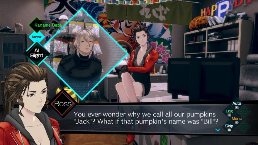 Sweet dreams are made of this — AI: The Somnium Files review ...