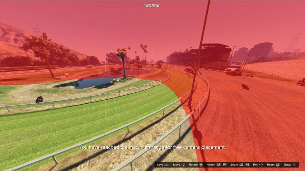 GTA Replay Editor Kamera Distance Limit