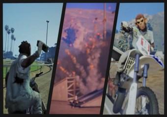 GTA Ben Hur Inszenieurung mit Rockstar Editor