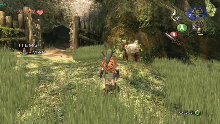 Test  The Legend of Zelda Twilight Princess HD