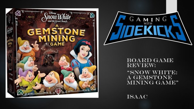 Game Review: Snow White and the Seven Dwarfs A Gemstone Mining Game