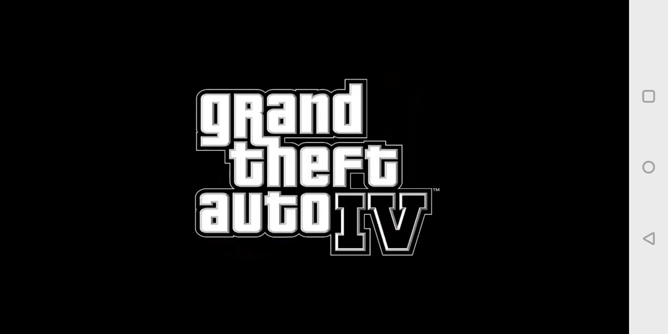 GTA 4 for Android ( Apk + OBB ) Download With Crack Apk