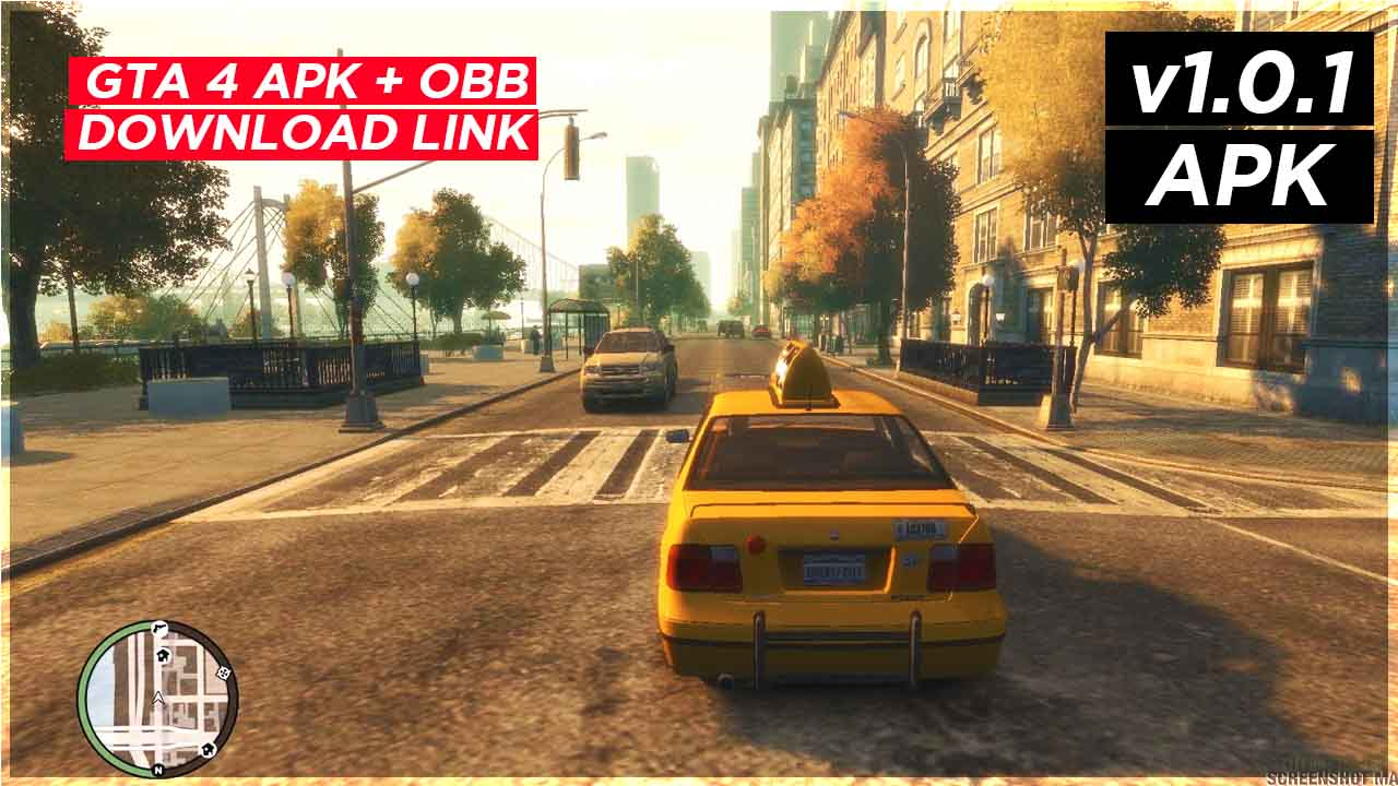 GTA 4 For Android APK + DATA [ Latest Versions ]