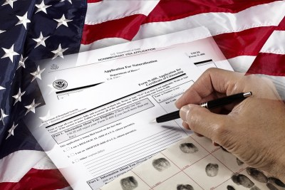 Immigration Forms in the U.S. - Carlos Gamino