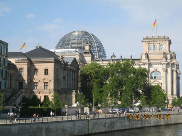 Reichstag , en Berlin