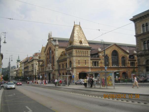 Arquitectura , en Budapest .