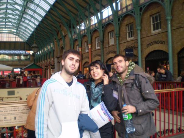 Covent Garden .
