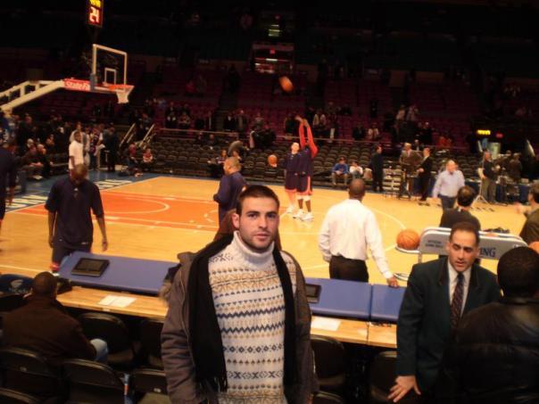 Madison Square Garden .