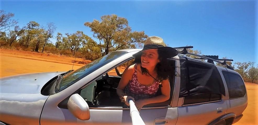 Australian adventure.