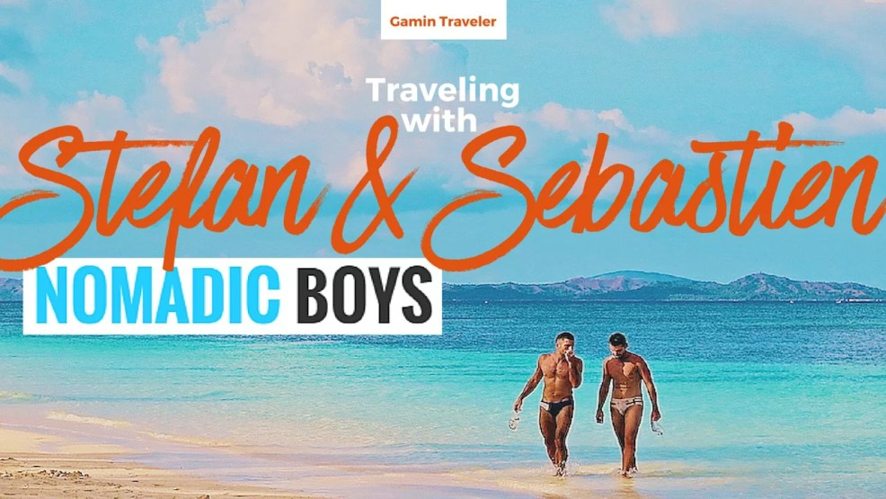 Interview with Stefan and Sebastien of Nomadic Boys Travel Blog Featured Image