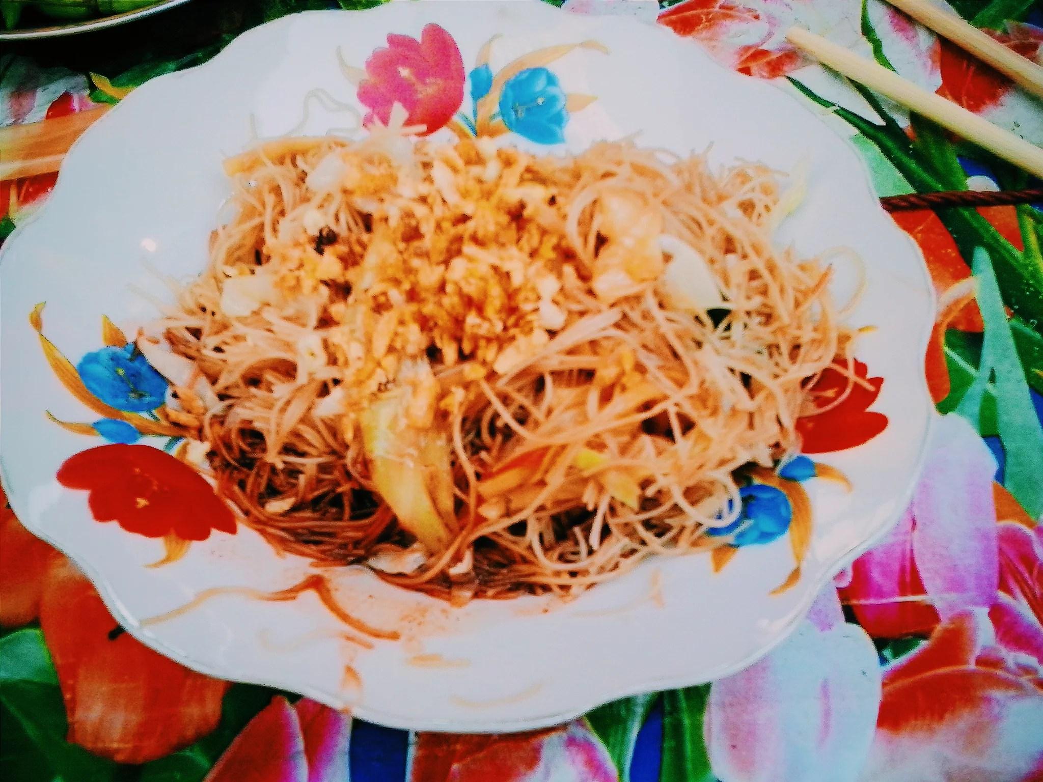 Shan Noodle.