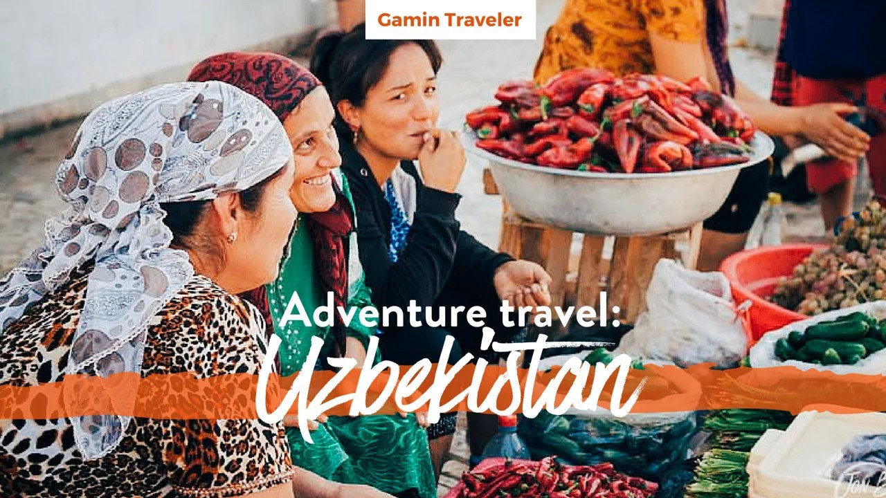 Adventure Travel Guide to Uzbekistan - Main Featured
