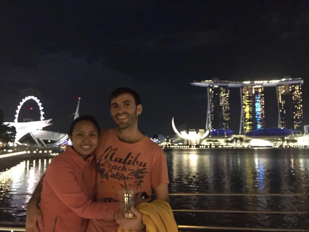Marina Bay, Travel Singapore.