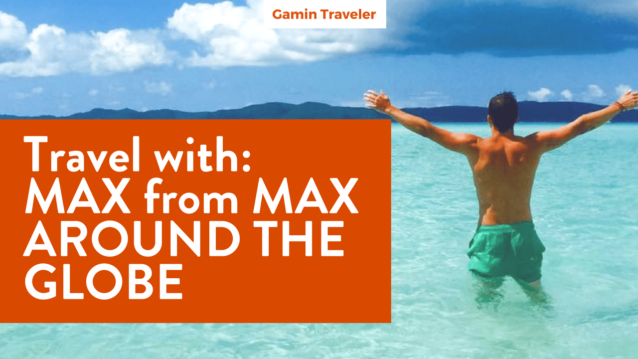 Travel Interview with Max around the World - Facebook Feature