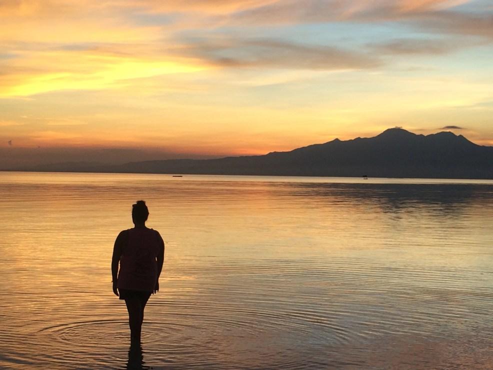 Sunset at Siquijor Island