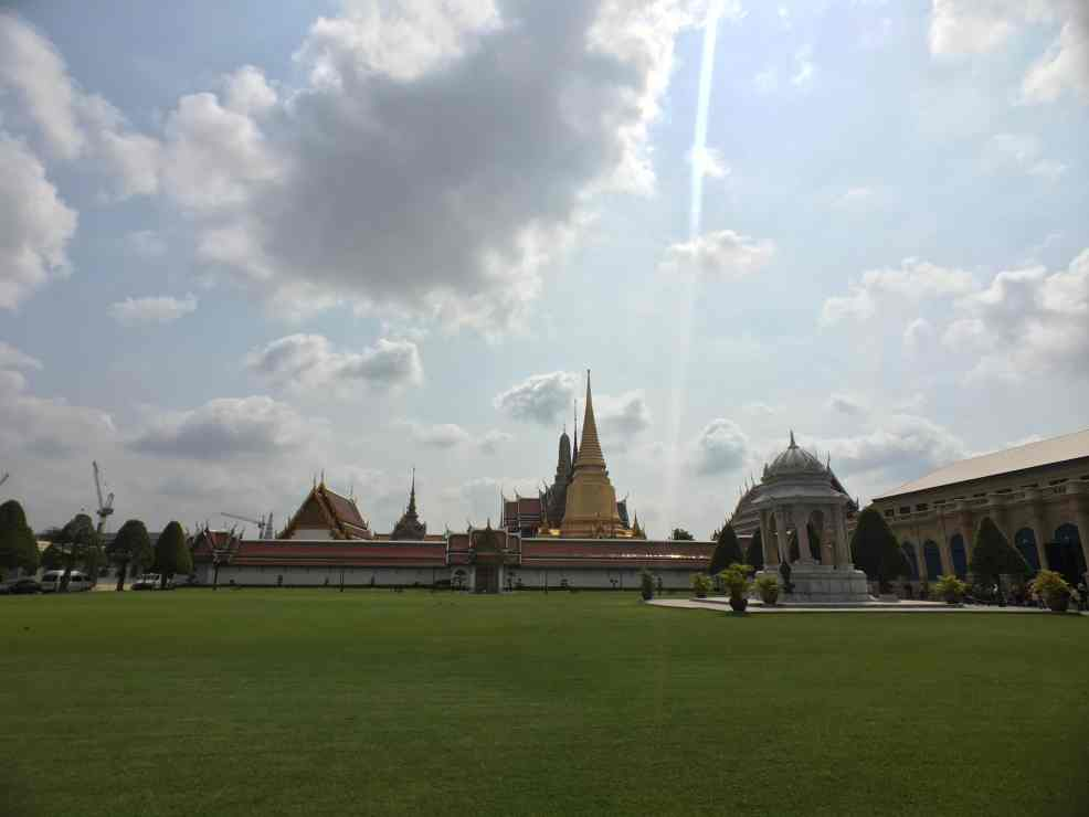 Thailand tourist spots, Royal Grand Palace Bangkok
