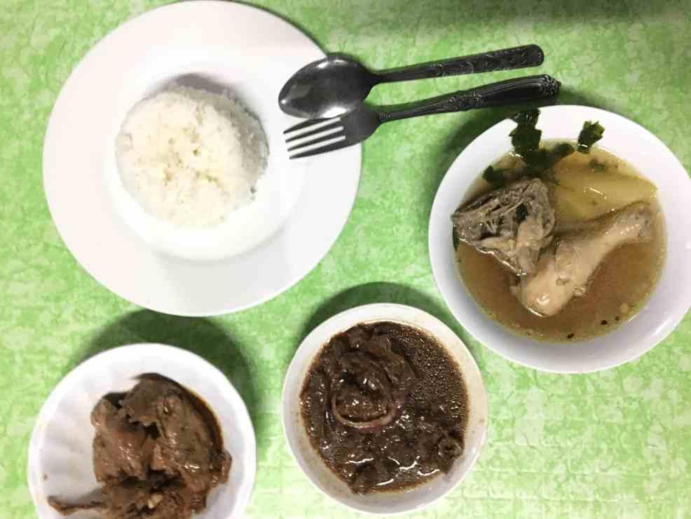Palawan Travel: Street food