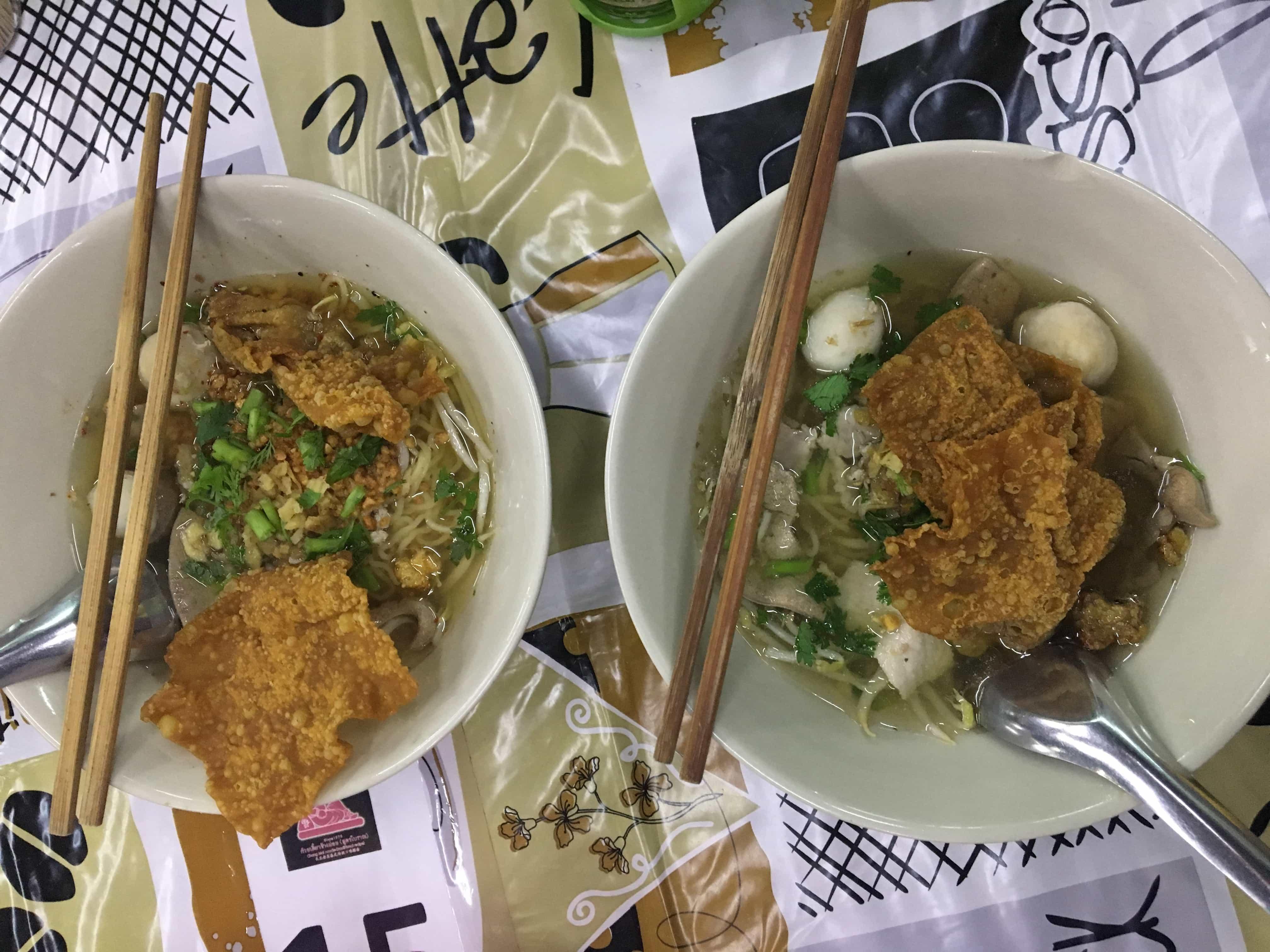 Visit Chiang Mai: Noodle Soup