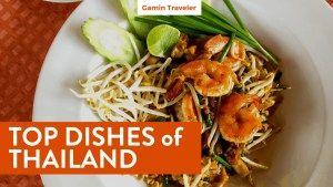 Eat your way to some of our favorite Thai food