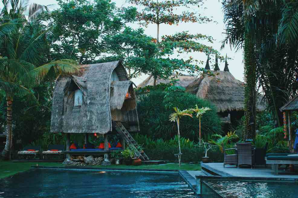 Desa Seni is a nice yoga and wellness retreat in Canggu Bali