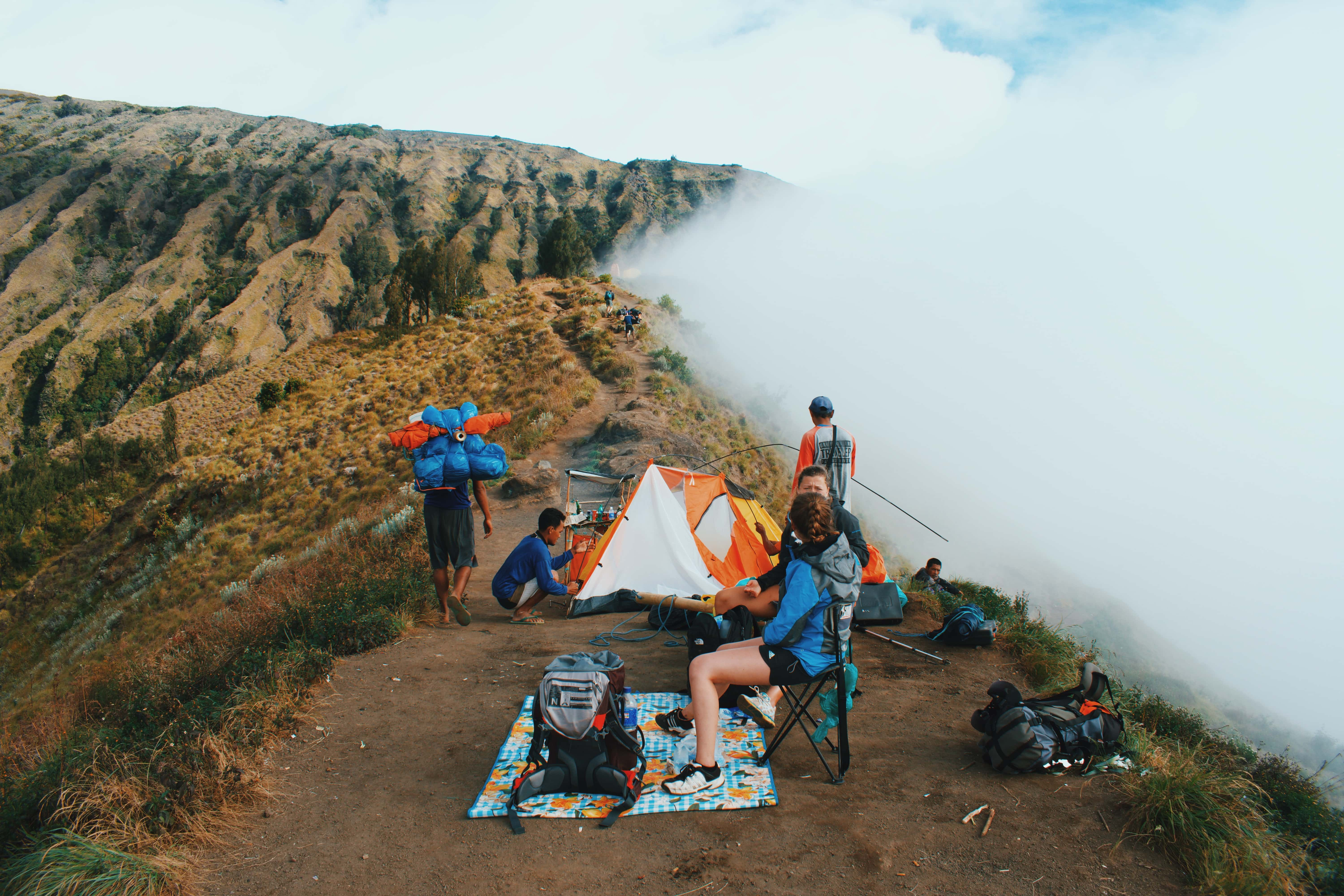 A huge Lombok adventure, Mount Rinjani was definitely a challenge to remember.