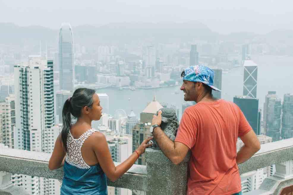 Visit Hong Kong: The Peak