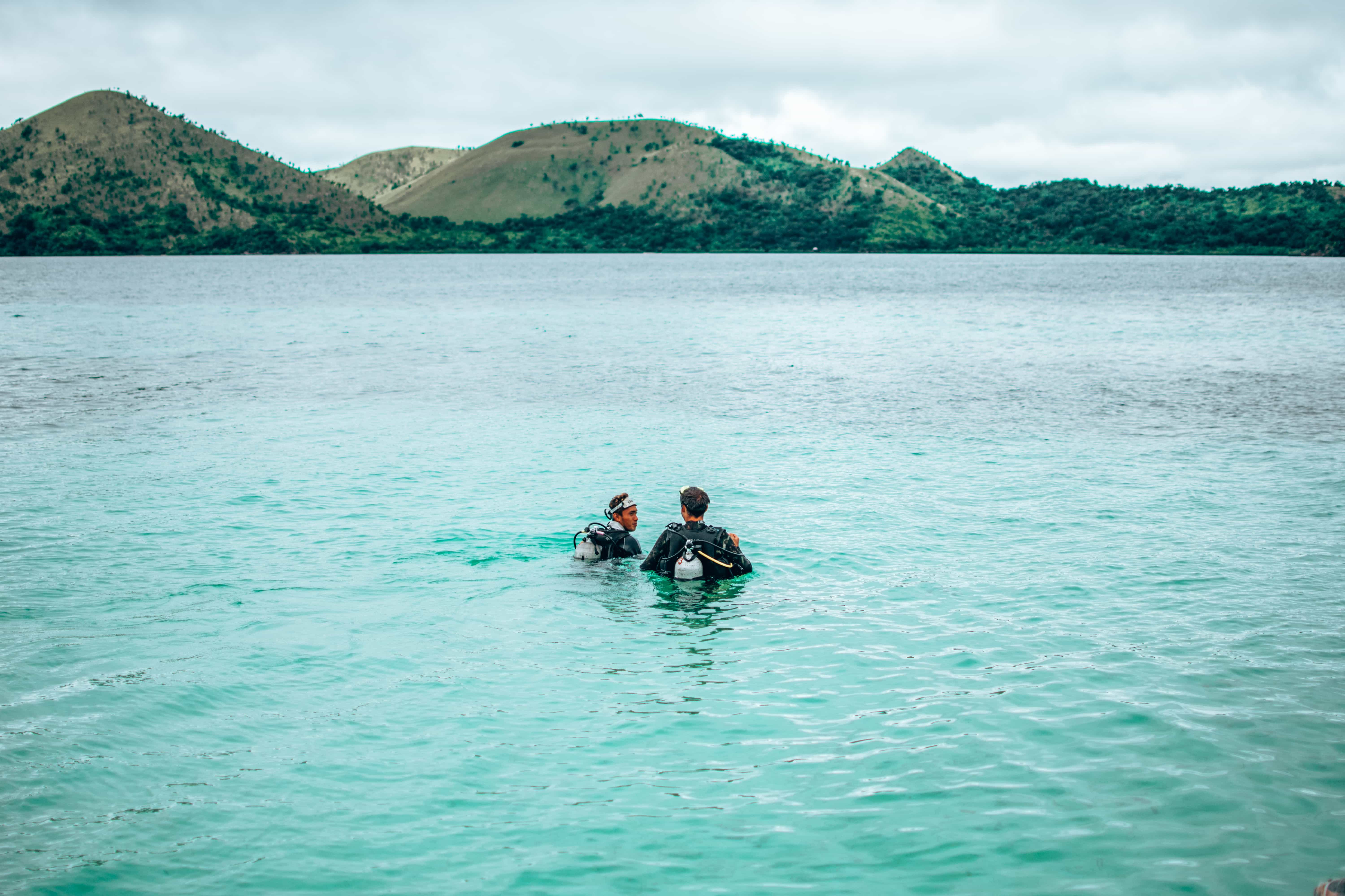 We are diving in Coron, Palawan Philippines with Kkday Travel by Gamintraveler.