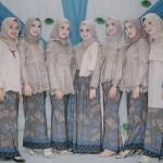 14 Model Gamis Kebaya