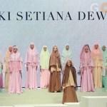 17 Gamis Syar'i Lyra Virna dan Oki Setiana Dewi