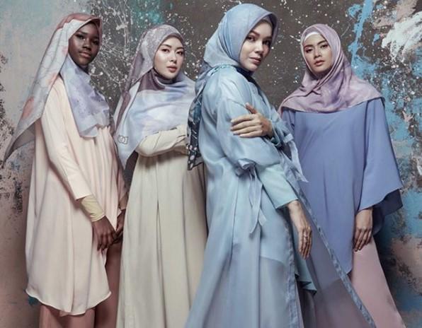 15 Trend Baju Muslim 2019