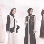 23 Model Baju Muslim Abaya Modern