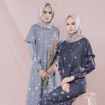22 Model Dress Muslim Fashionable
