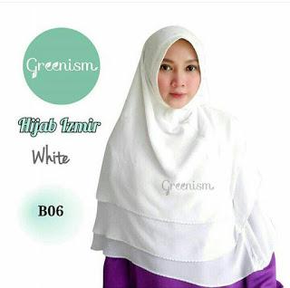 Gamis Greenism Hijab